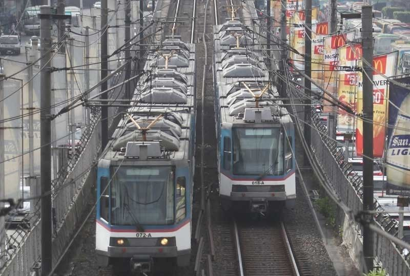 Rail lines set to gradually increase passenger capacity, DOTr says