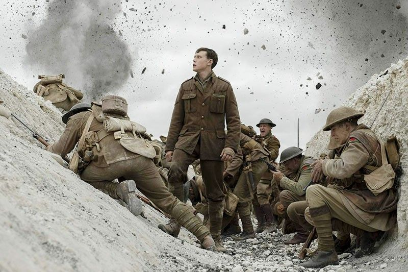 Why 1917 is the Oscars frontrunner