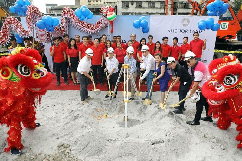 Anchor Land expands footprint in Binondo