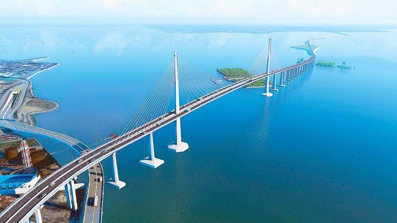 The Cebu-Cordova bridge:Connecting islands