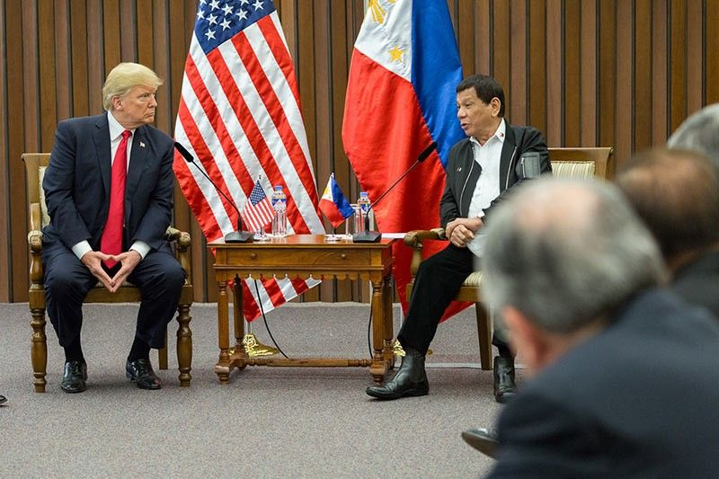 Commentary: Trump admin�s management of troubled Philippine-US alliance