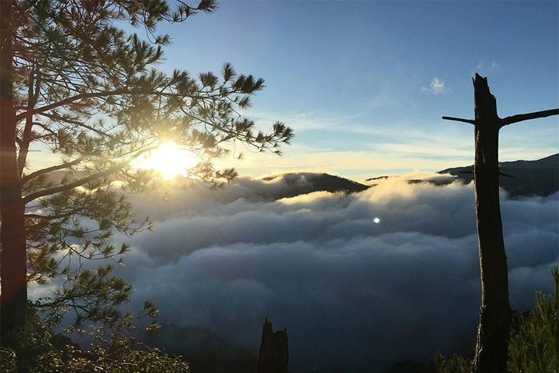 Sagada holds dry run for possible return of tourists