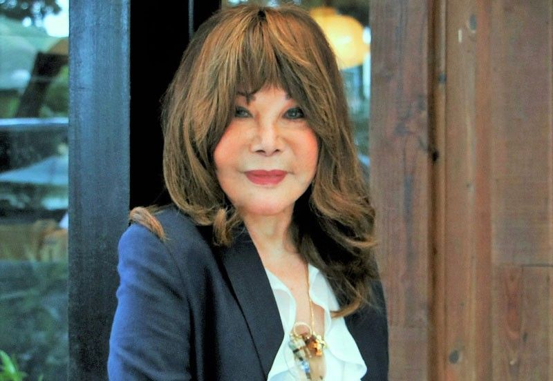 Minda Feliciano on Michael Caine, Tony Bennett, helping Roger Moore get James Bond role, Trump and Imelda