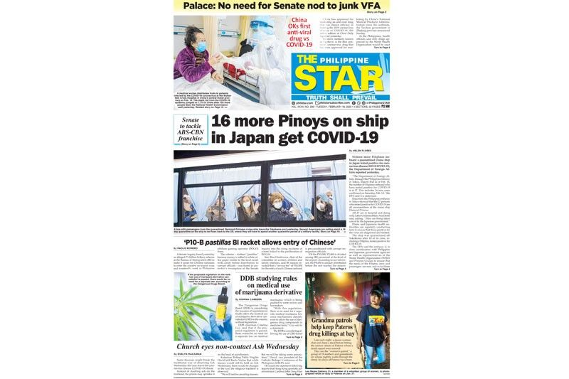 The STAR Cover (February 18, 2020)