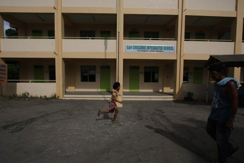 DepEd seeks P200 million for Taal school repairs