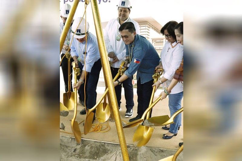 Bong Go leads groundbreaking of Philippine�s first OFW Hospital