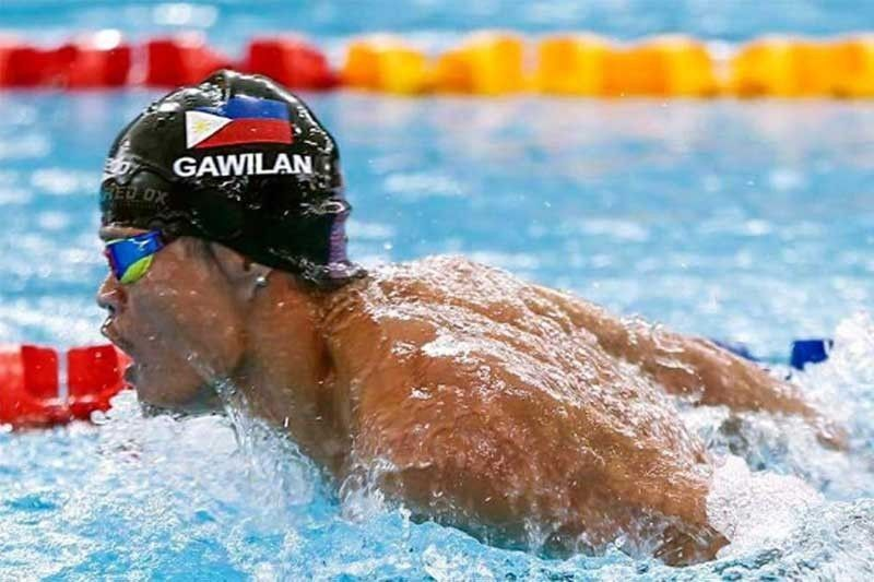 Swimmer Ernie Gawilan qualifies for Tokyo Paralympics
