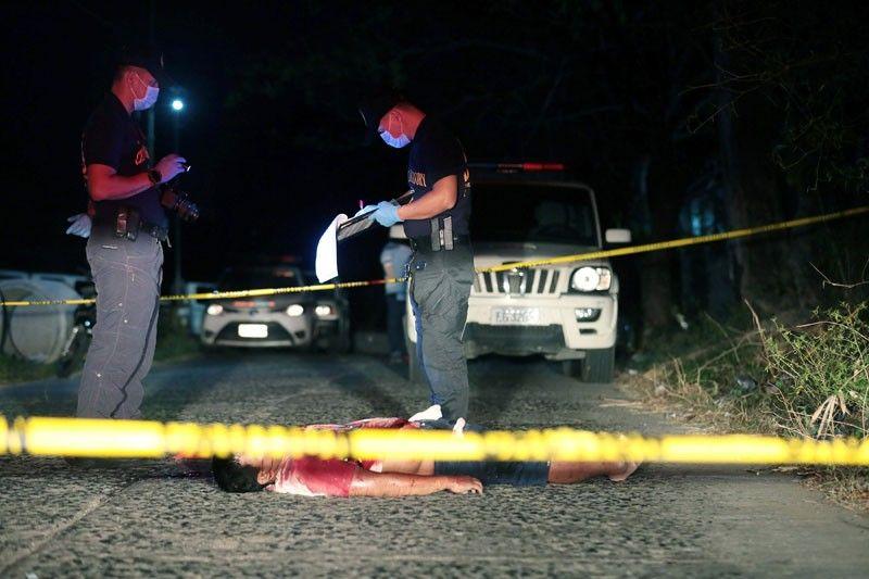 Kagawad on drug list shot dead