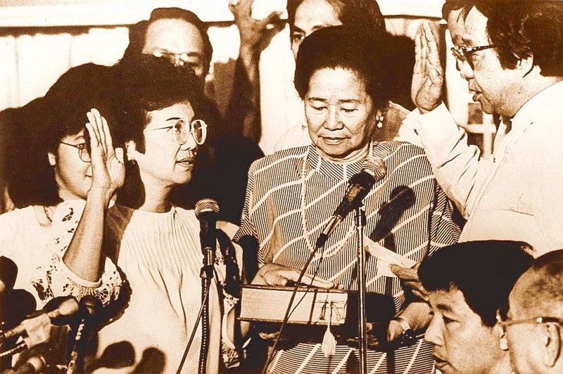 Let us not forget EDSA