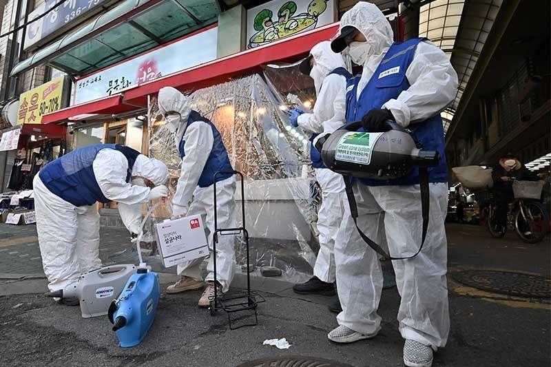 DOH: No Filipino infected with new coronavirus in South Korea