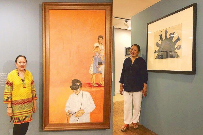 Ofelia Gelvezon-Tequi: Home is where her Art is