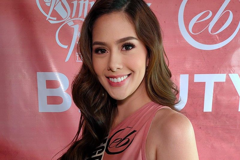 'Still not ready to let go': Vickie Rushton disappointed with ending pageant journey