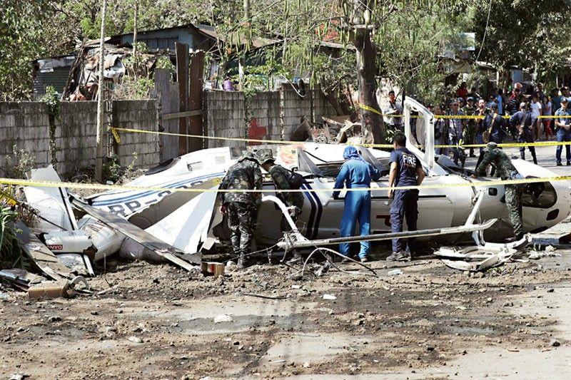 PNP confirms death of exec in Laguna chopper crash