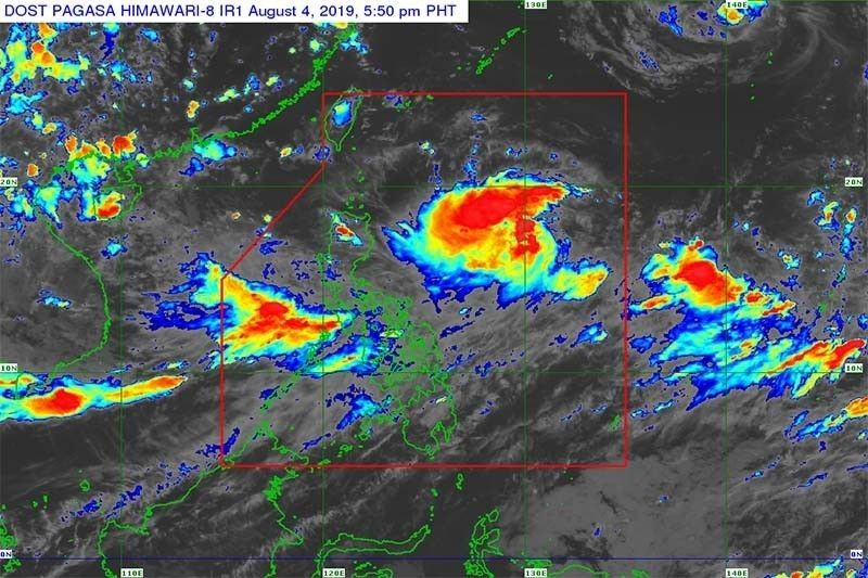 Pagasa monitoring LPA off Surigao