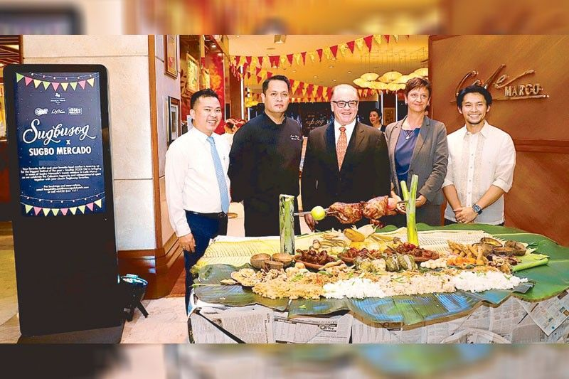 The ultimate Cebu fiesta   oh yes, it�s johnny