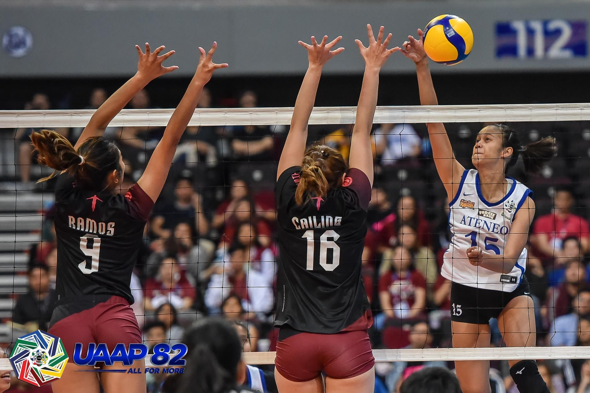Analysis: UP Lady Maroons' debut vs Ateneo