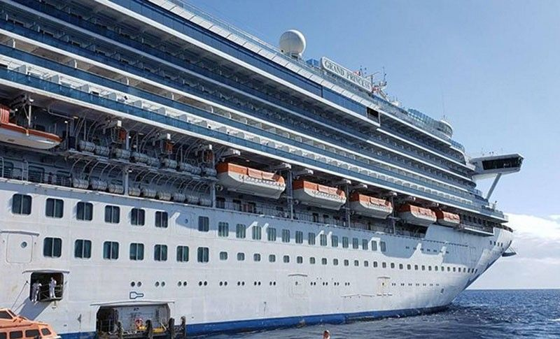 Twenty-one on stranded US cruise ship test positive for coronavirus