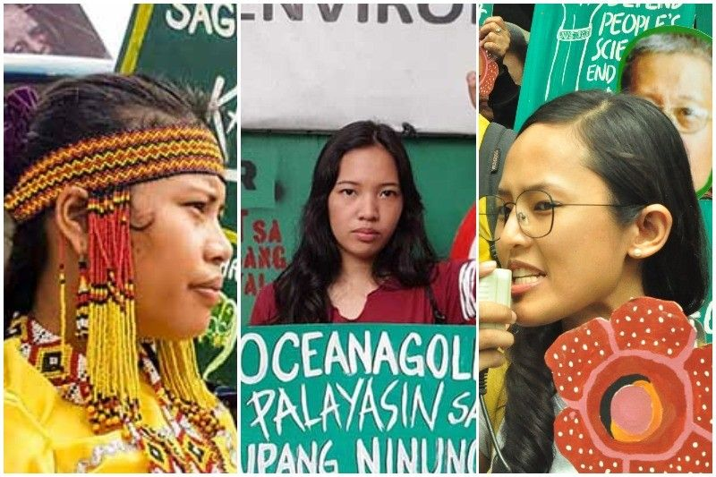 In the defense of the environment: Women activists on the front lines