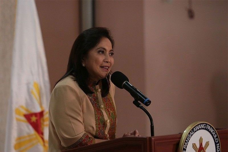 Robredo urges remote work, steady supply of food and goods amid COVID-19 threat