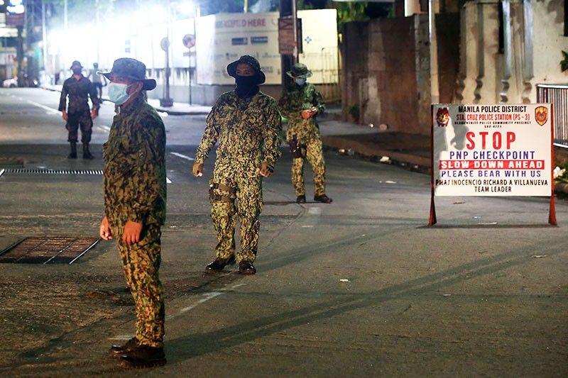 Duterte places entire Luzon under 'enhanced' community quarantine