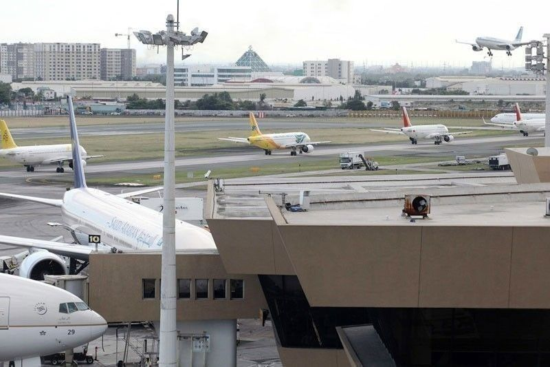 COVID-19 task force allows outbound flights during Luzon quarantine