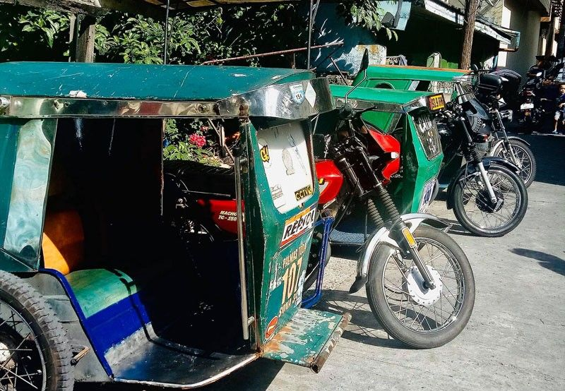 Trikes, taxis permitted in Davao's enhanced community quarantine