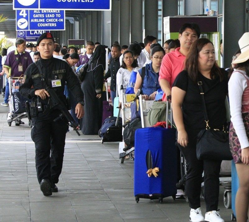 Guidelines for OFWs, balikbayans during the Luzon lockdown