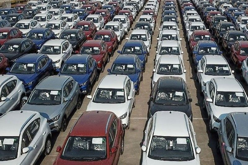 Fitch unit cuts forecast for Philippines vehicle sales