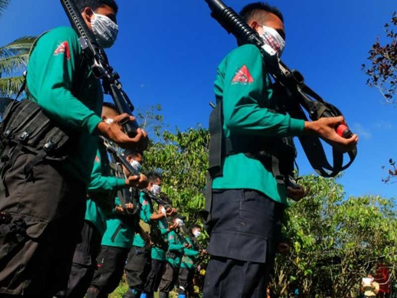 CPP vows no offensives vs soldiers conducting COVID-19 relief duties