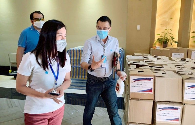 INC donates P10 million protective gear for frontliners in Quezon City hospitals