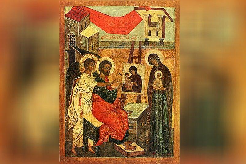Religious Icon: A prayer or an artwork?