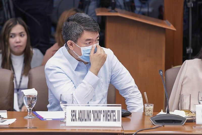 Pimentel slapped with complaint for breaching quarantine protocols