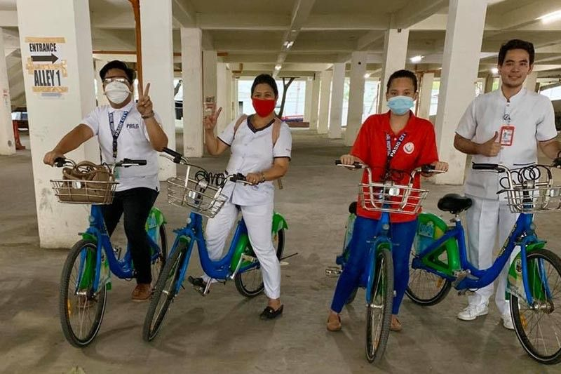 Pasig declares biking an essential form of transportation during community quarantine