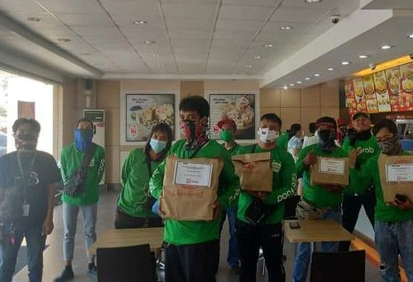 Food delivery drivers share simple joys, sacrifices as COVID-19 frontliners