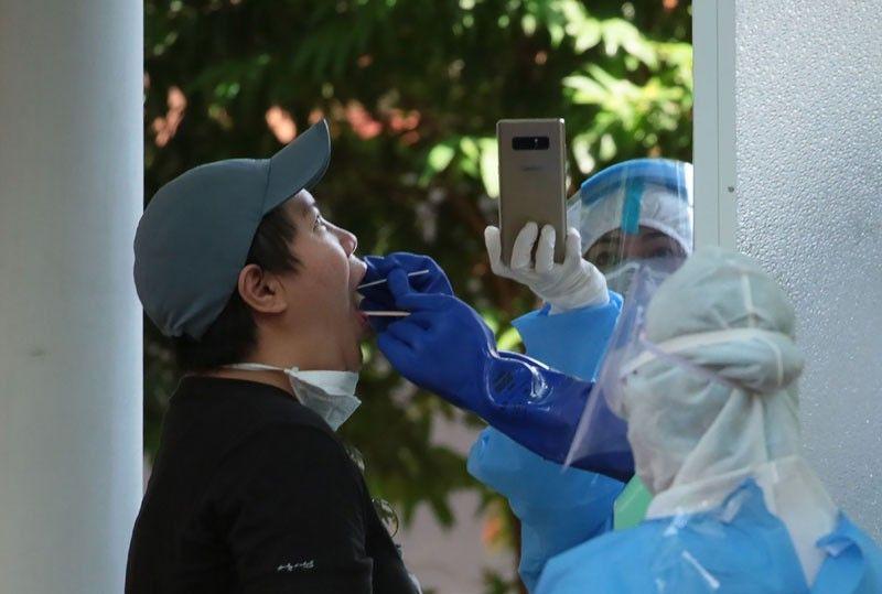 COVID mass testing begins in Metro Manila today