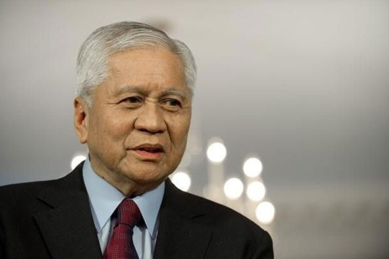 Philippines should protest China�s new moves in South China Sea � Del Rosario