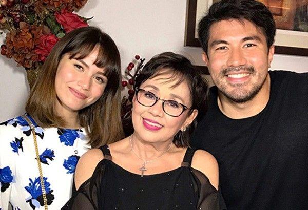 Luis Manzano shares mom Vilma Santos� �Meal-in-One� recipe