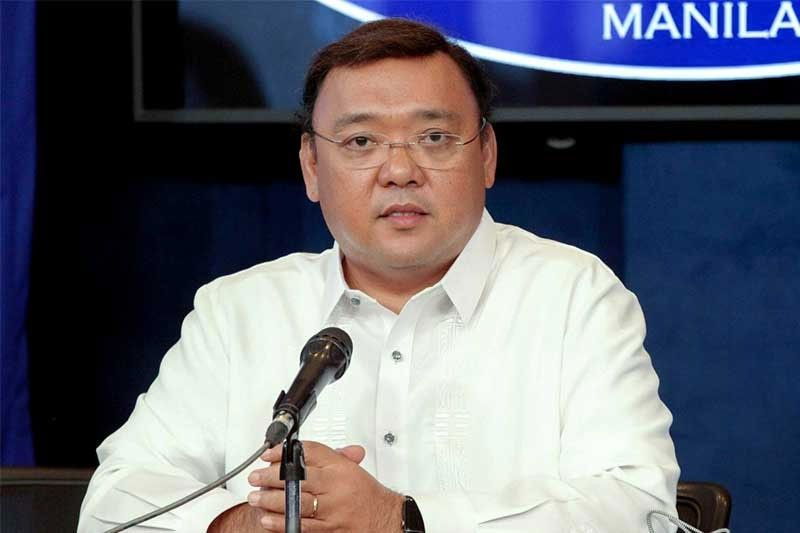 Nograles out, Roque in as IATF spokesman