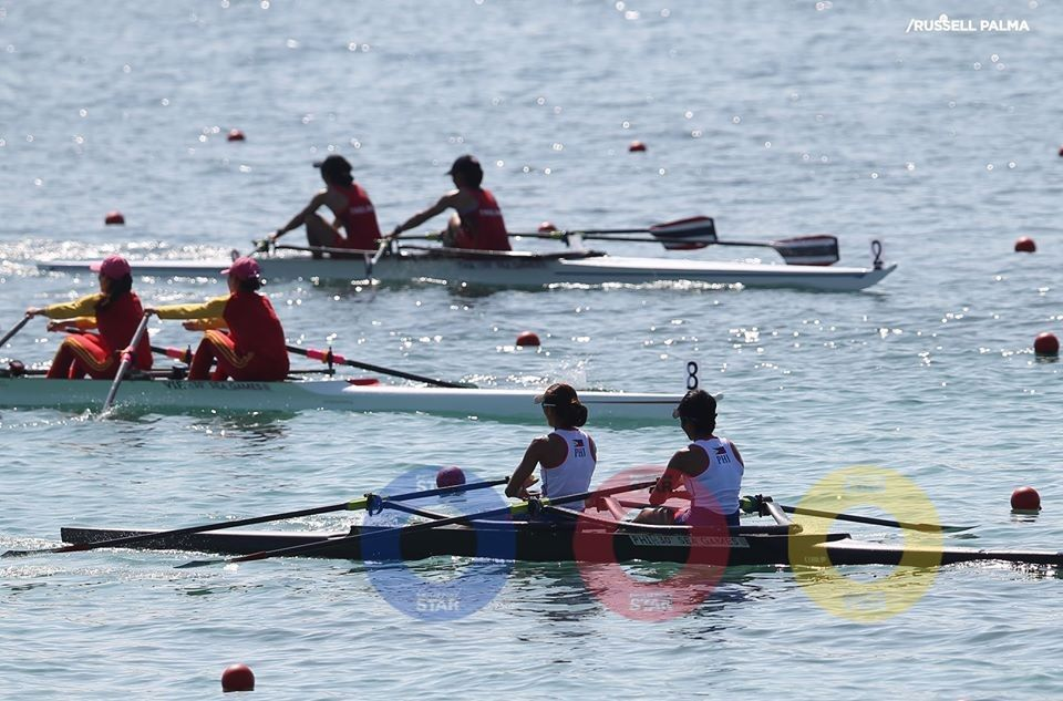 Philippine rowers, Muay Thai fighters to get cash aid