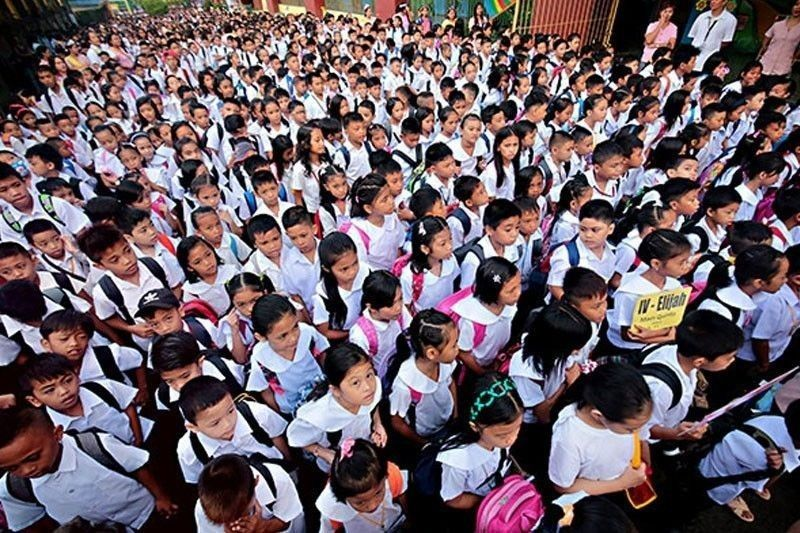 DepEd to present school opening recommendation to COVID-19 task force in May