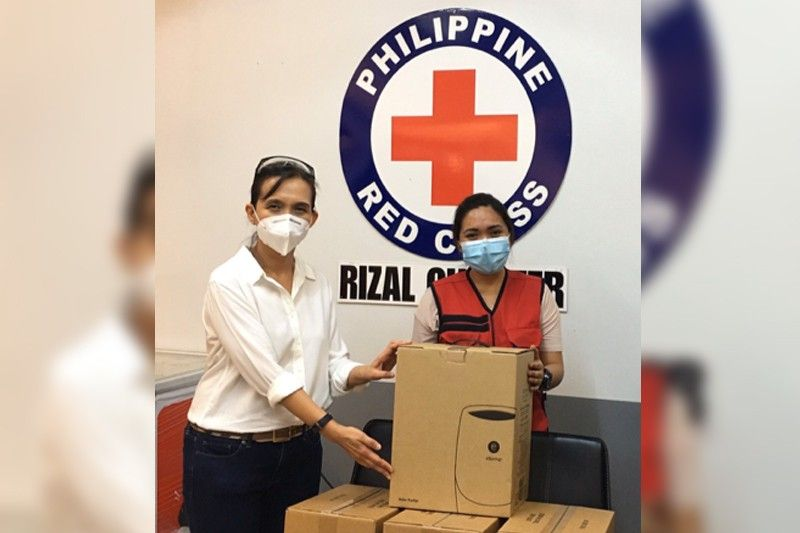 Amway Philippines donates over P3 million to efforts against COVID-19