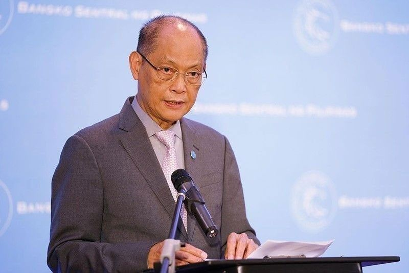 Delicate recovery prompts BSP to keep ultra-low interest rates
