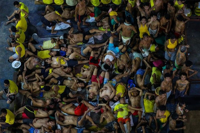 Before COVID-19, Philippine jails already a death trap