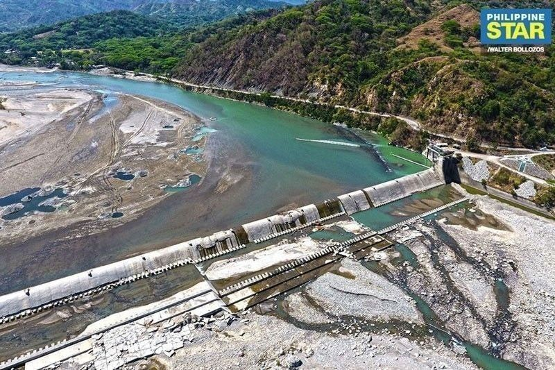 Water in Angat Dam continues to recede