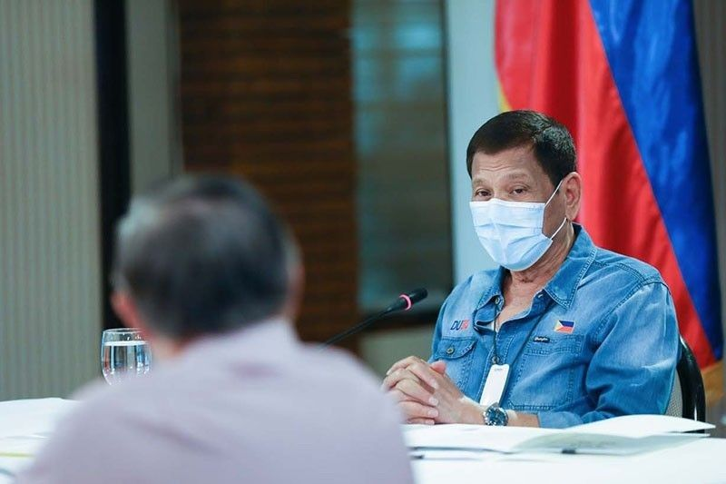 Duterte to decide on ECQ today