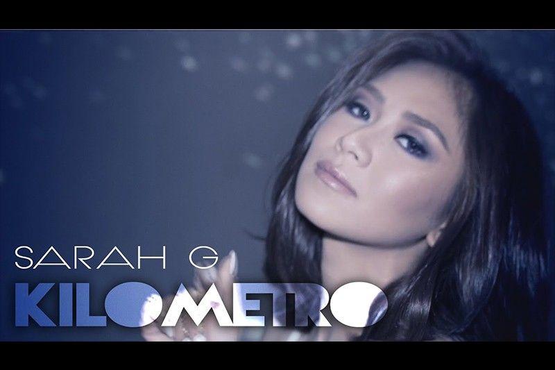 Sarah Geronimo's 'Kilometro' is only Filipino song on MTV Asia's Mood Playlist