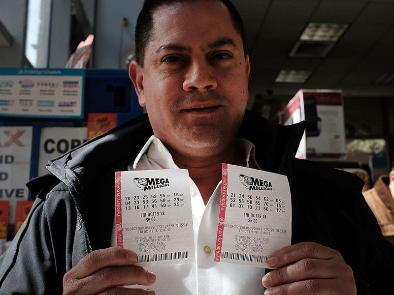 Someone from the Philippines can become $266 million richer this Friday