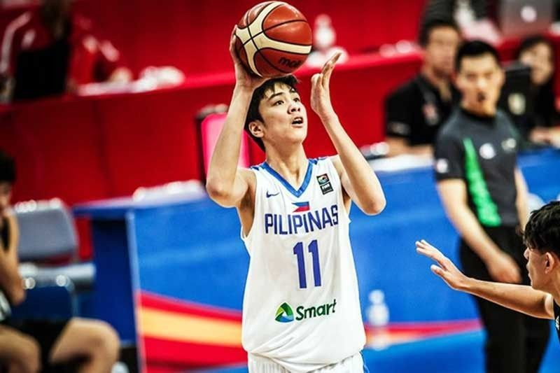 Kai Sotto 'likely' to play for Gilas in 3rd window of FIBA Asia Cup Qualifiers