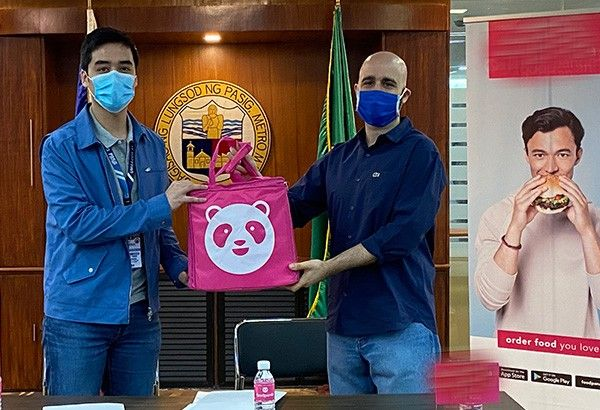 Vico Sotto inks deal to employ 500 tricycle drivers for food delivery