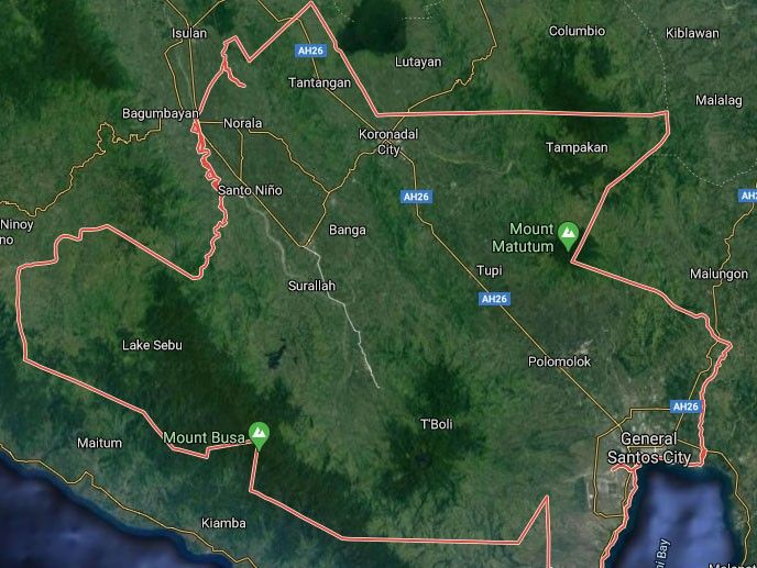 3 rape suspects arrested in separate police ops in South Cotabato